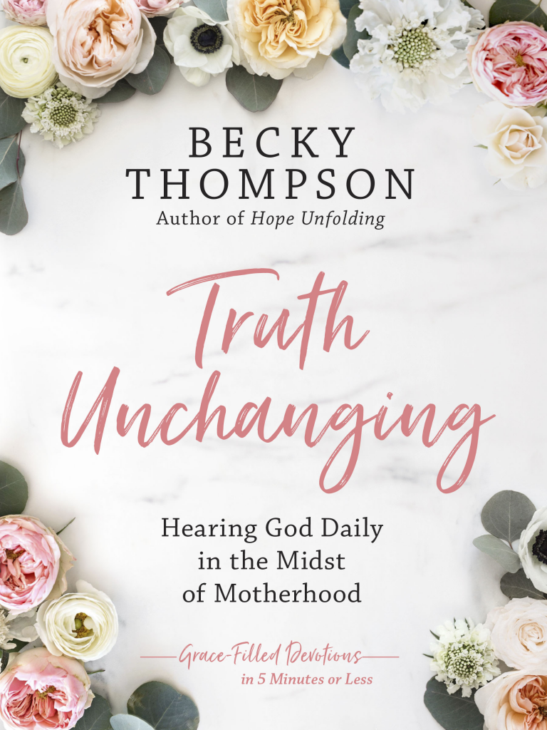 Truth Unchanging Cover